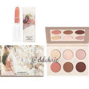 KKW MRS. WEST Eyeshadow Palette & LOVE Lipstick